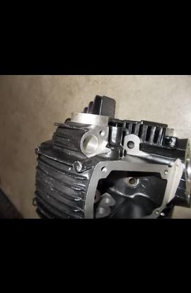 Cylinder Head Ducati Sport 750