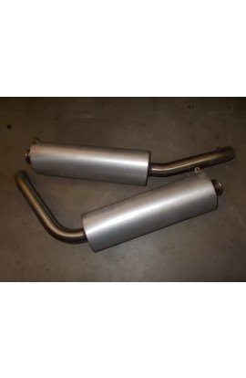 Exhausts Dampers Exhaust Silencers 57310393A Ducati 748 916 996