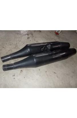 Exhausts Dampers Mufflers B01 A01 57410111A Ducati Sport 750 900