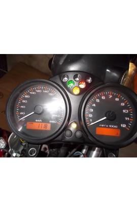 dashboard, counter set 40610335A Ducati Monster 620 750 916 1000 i.e DD MD Dark S S4