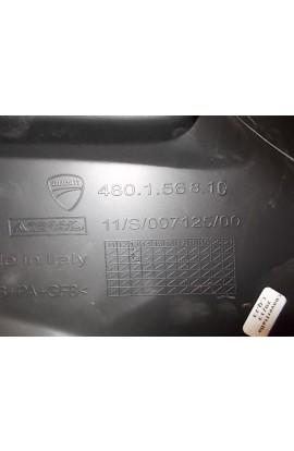 side cover, part 48015681C Ducati zijkap,zijdeel hypermotard