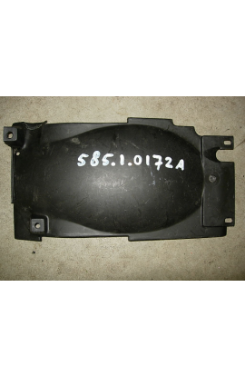 Fender Unten 56510172A Ducati Monster 600 620 750 900