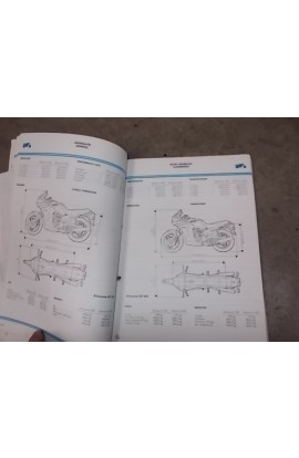 Werkplaatshandboek Cagiva Alazzurra 350